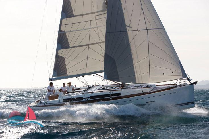 Croatia yacht Dufour Yachts Dufour 405
