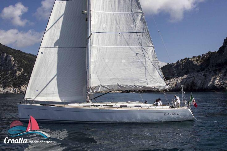Croatia yacht Grand Soleil Grand Soleil 56