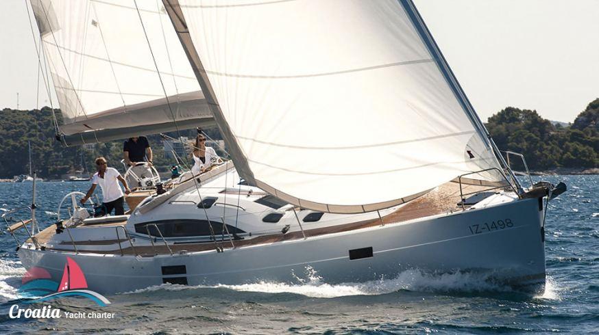 Croatia yacht Elan Yachts Elan 494