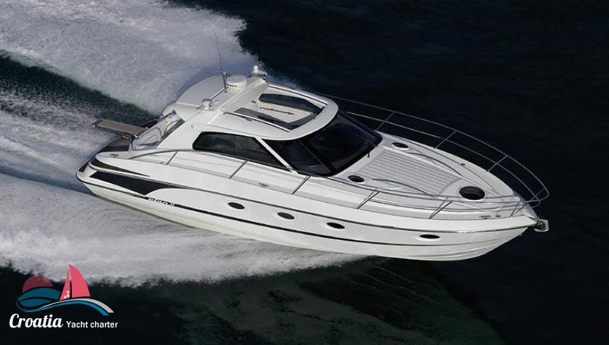 Croatia yacht Elan Yachts Elan Power E35