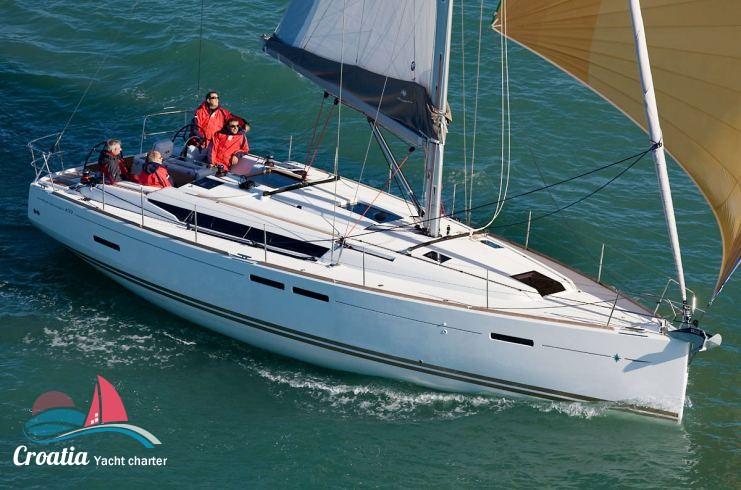 Croatia yacht Jeanneau Sun Odyssey 439