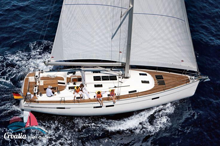 Croatia yacht Bavaria Yachts Bavaria 45 Cruiser