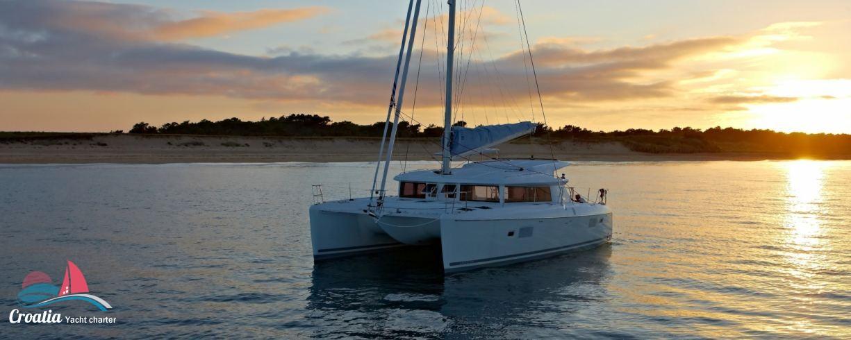 Croatia yacht Lagoon Catamaran Lagoon 421