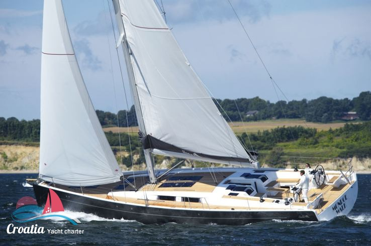 Croatia yacht Hanse Yachts Hanse 575