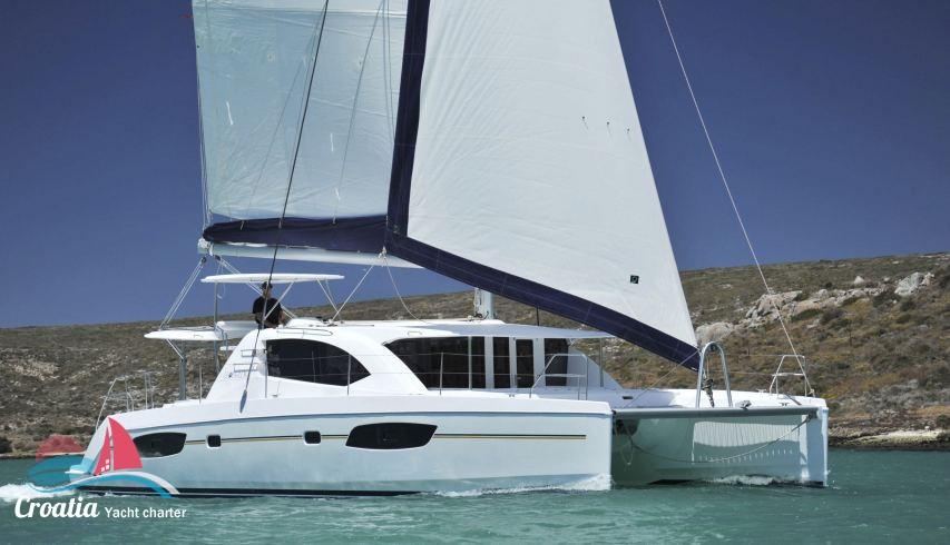 Croatia yacht Robertson & Caines Leopard  444