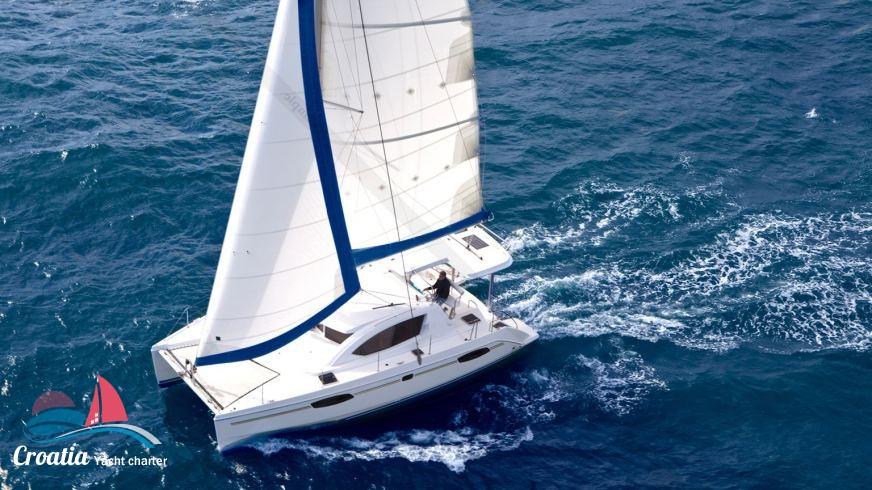 Croatia yacht Robertson & Caines Leopard  384