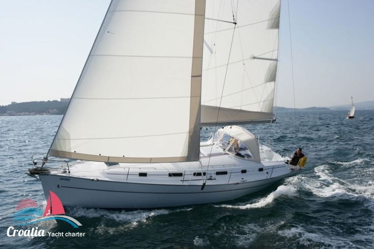 Croatia yacht Beneteau Cyclades 39.3
