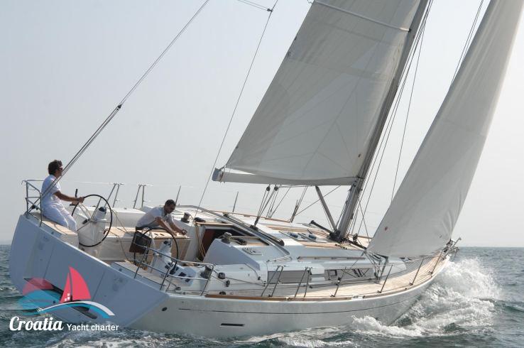 Croatia yacht Dufour Yachts Dufour 450