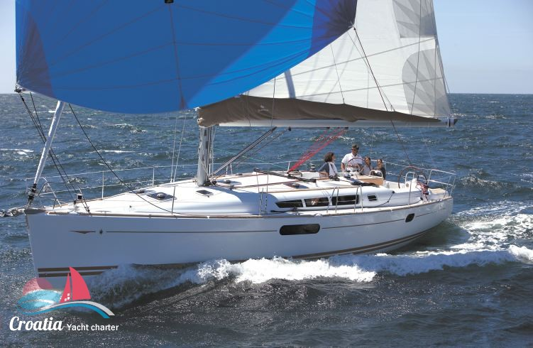 Croatia yacht Jeanneau Sun Odyssey 44i