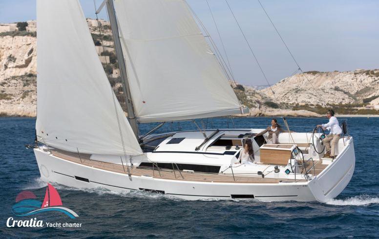 Croatia yacht Dufour Yachts Dufour 410