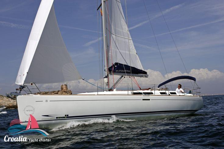 Croatia yacht Dufour Yachts Dufour 455