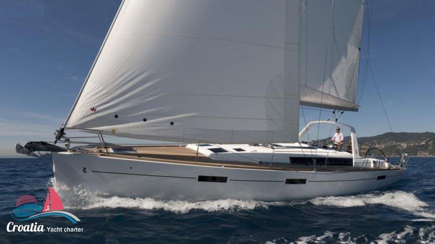 Croatia yacht Beneteau Oceanis  45