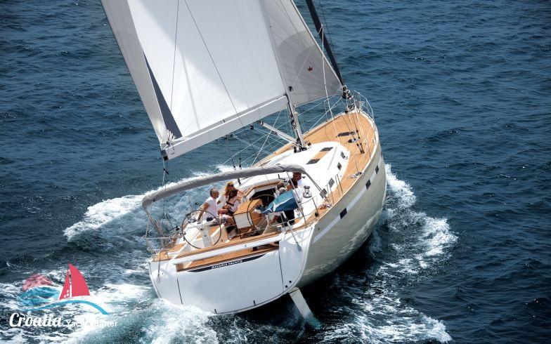 Croatia yacht Bavaria Yachts Bavaria 55 Cruiser