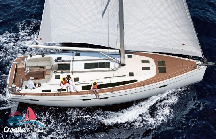 Croatia yacht Bavaria Yachts Bavaria 51