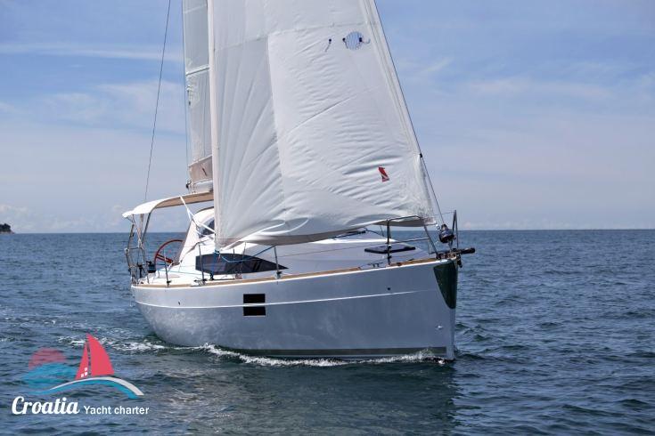 Croatia yacht Elan Yachts Elan 444 Impression