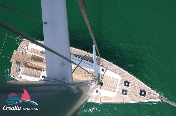 Croatia yacht Dufour Yachts Dufour 445