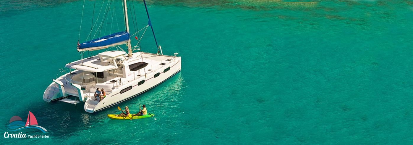 Croatia yacht Robertson & Caines Leopard  4600