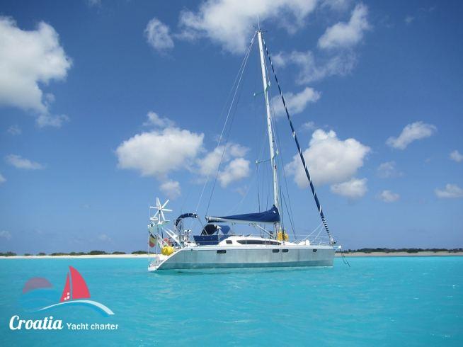 Croatia yacht Alubat OVNi 395 DI