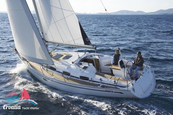 Croatia yacht Bavaria Yachts Bavaria 35