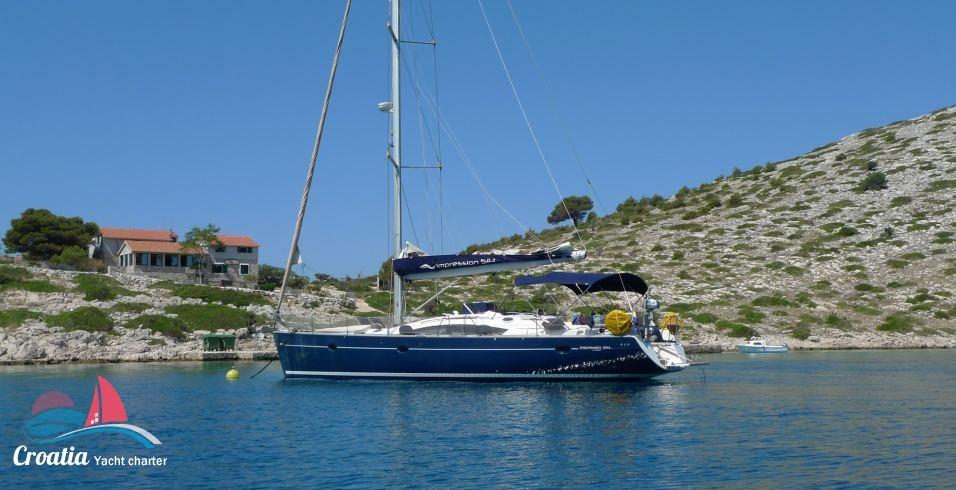 Croatia yacht Elan Yachts Elan 514 Impression