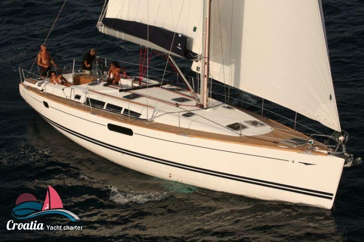 Croatia yacht Jeanneau Sun Odyssey 49i