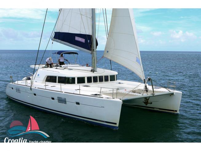 Croatia yacht Lagoon Catamaran Lagoon 500
