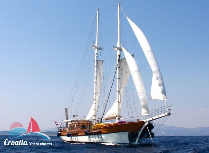 Croatia yacht Turkish Gulet - LBC 34M