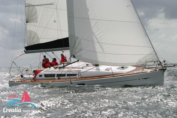 Croatia yacht Jeanneau Sun Odyssey 42i