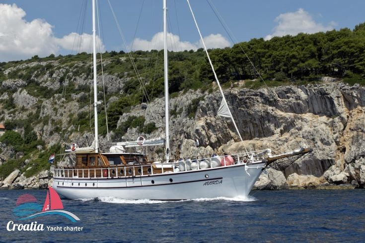 Croatia yacht Turkish Gulet - ADC 30M
