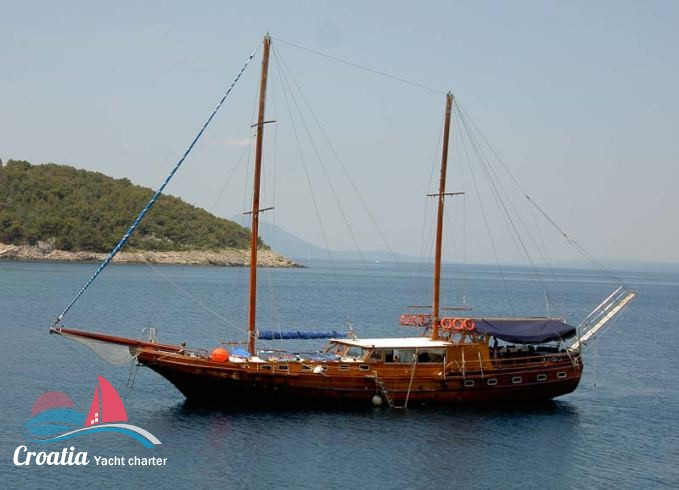 Croatia yacht Turkish Gulet - ADC 26M