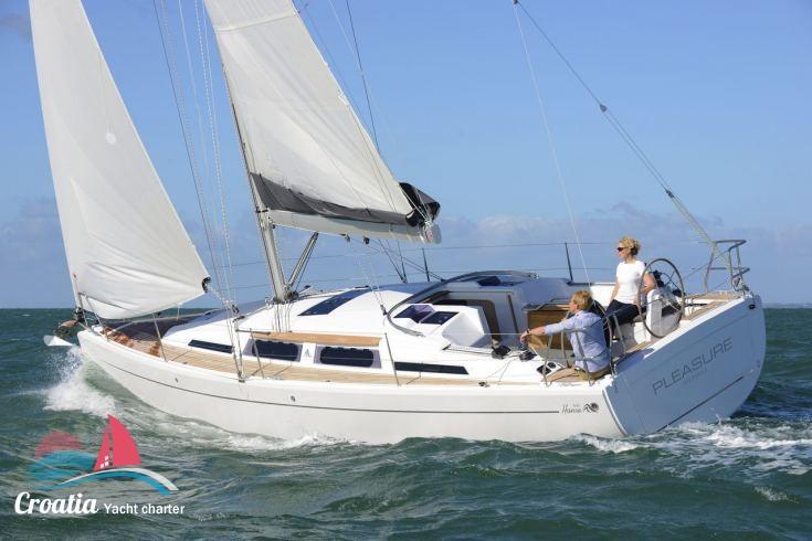 Croatia yacht Hanse Yachts Hanse 345