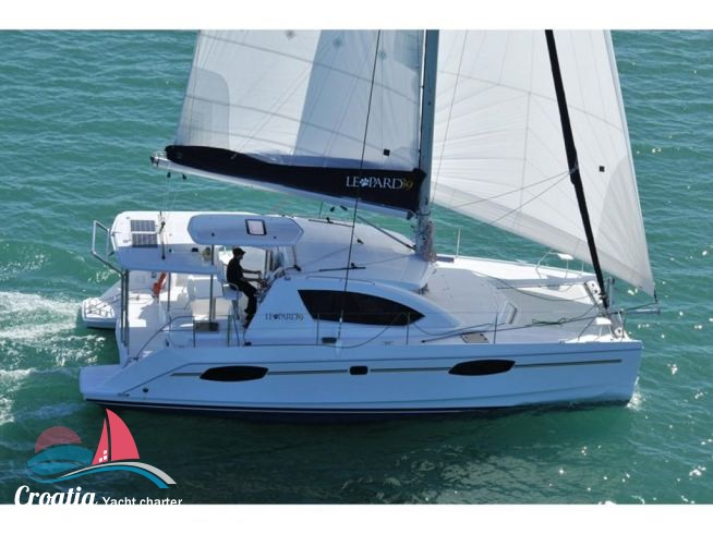 Croatia yacht Robertson & Caines Leopard  3900