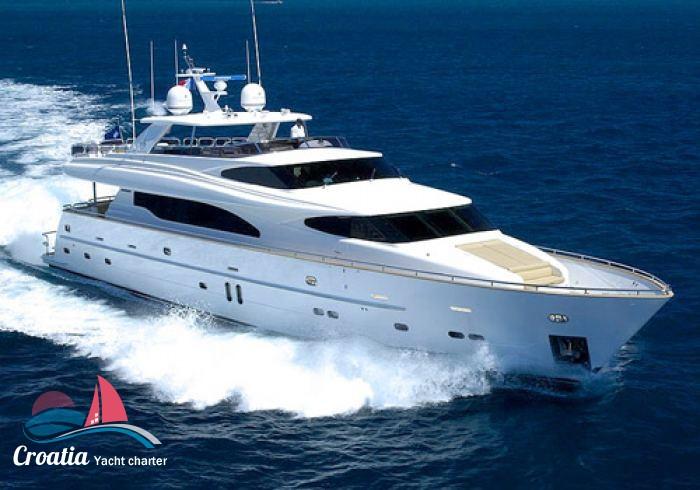 Croatia yacht Horizon Horizon 97