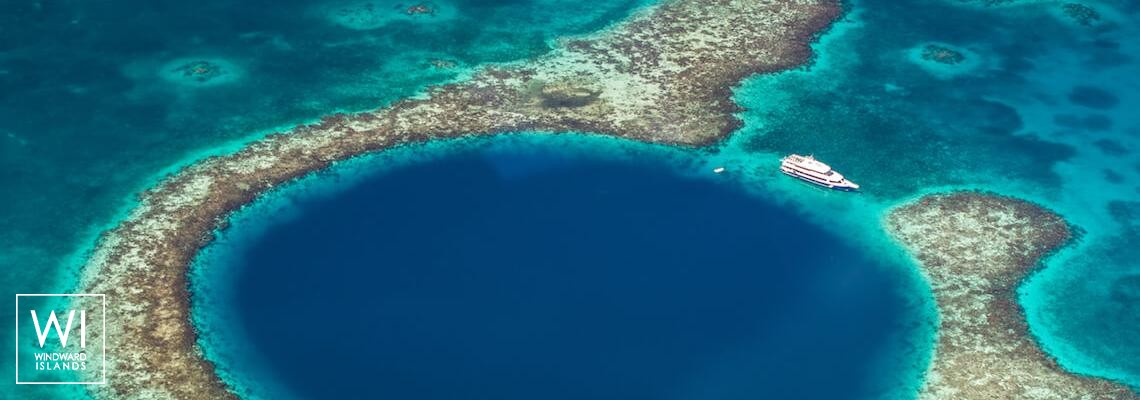 DIve blue hole belize - 1
