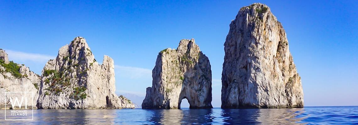 Yacht Charter Capri - Italy - 1