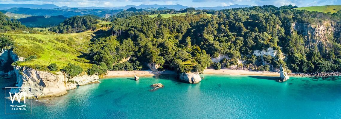 Yacht charter New Zealand - Pacific Ocean - 1