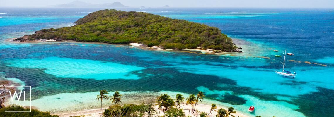 Saint Vincent et les Grenadines - Caraïbes - 1