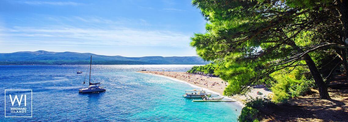 BracIsland, Croatia - Yacht Charter