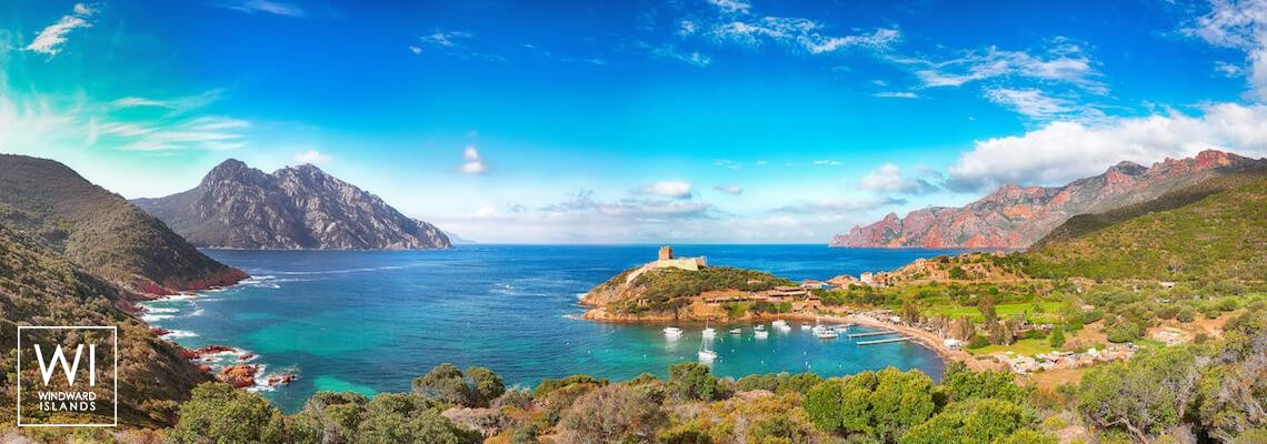 Yacht charter Corsica - the Isle of Beauty - 1