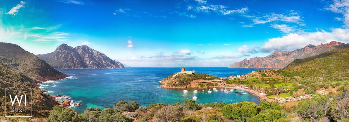Yacht charter Corsica - the Isle of Beauty - 1