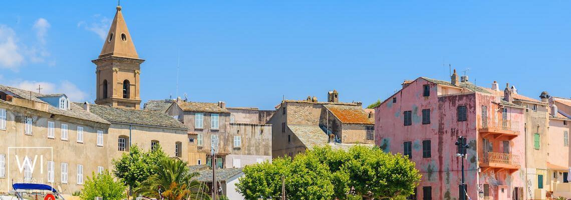 Saint Florent, Région de l'Agriate - Corse - 1