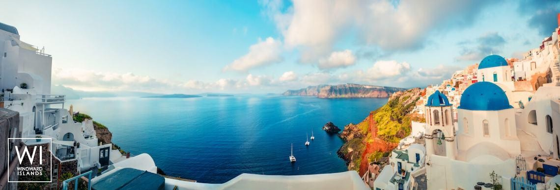 Yacht charter Santorini - Cyclades, Greece - 1