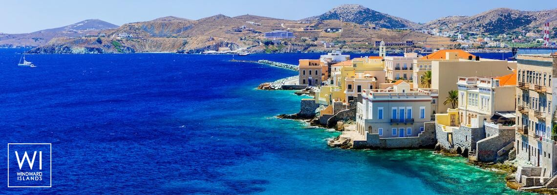 Syros, Cyclades, Greece - Mediterranean  - 1