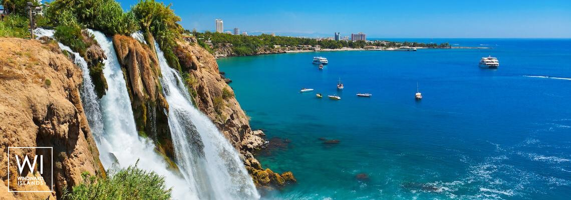 Antalya, Turkish Riviera - Yacht charter - 1