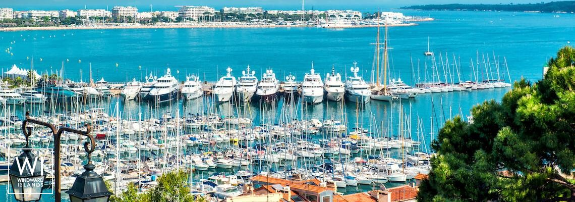 La Croisette , Cannes, French Rivieira  - 1