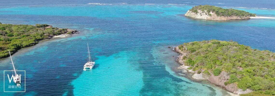 Tobago Cays - Saint-Vincent-et-Les-Grenadines - 1