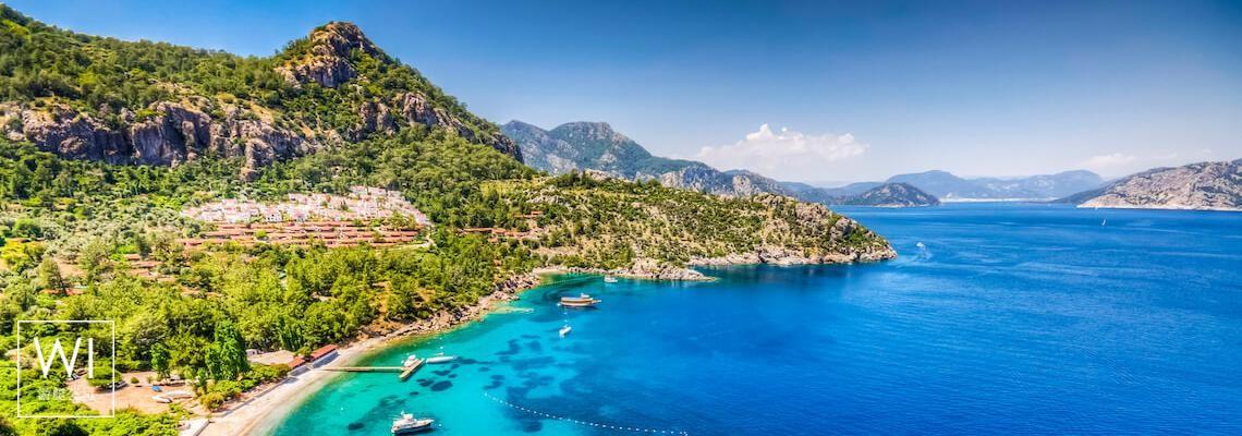 yacht charter Marmaris - Turkey  - 1