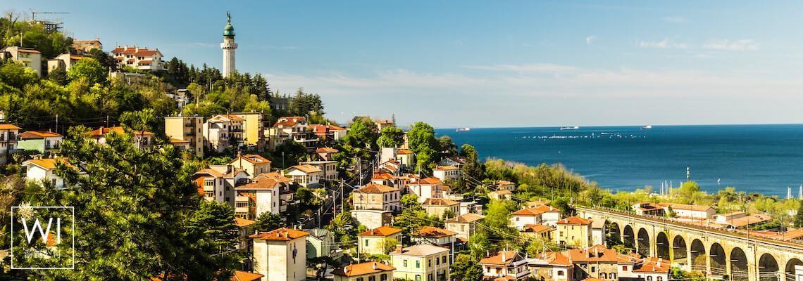 Trieste, Veneto - Italy - 1