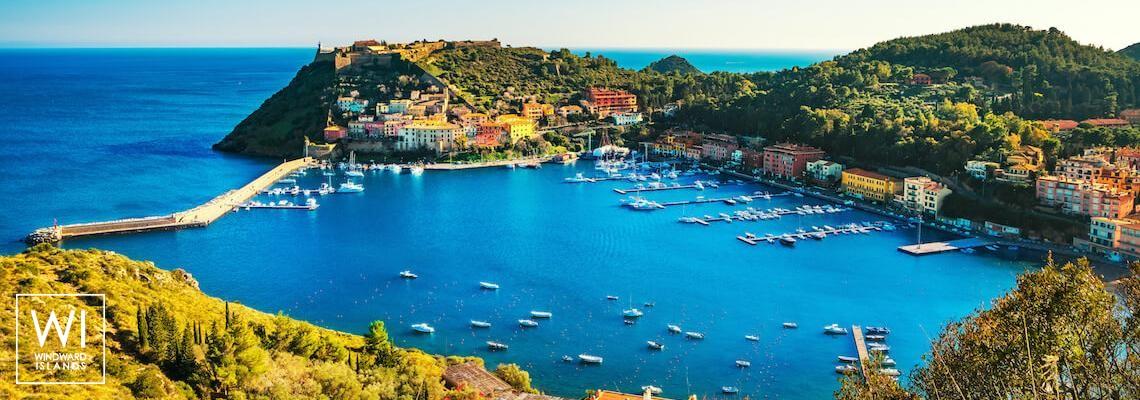 Yacht charter Tuscany - Italy - 1