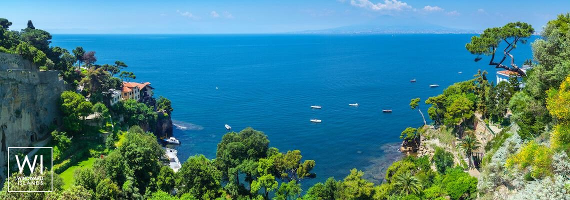 Yacht charter Naples - Amalfi Coast - 1
